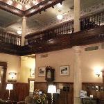 Hotel Boulderado Reception