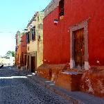 calle de barranca, centro