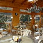 Hells Canyon Resort Dining Room