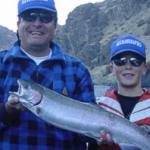 Fishing at Hells Canyon Resort