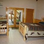 Hells Canyon Resort Bedroom
