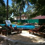 Sand Sea Pool