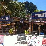 Walking Street - West Railay