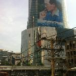 City of Bangkok near Hotel