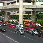 City of Bangkok near Hotel