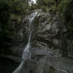 waterfall in the waitakares