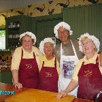 The Pie Moms with Mike Rowe of Dirty Jobs
