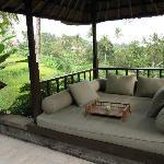 Garden suite patio/cabana