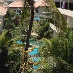 view from top floor,outside room 2502