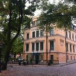 Villa Anna in the autumn