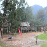 Speeltuin aan Schlittersee