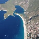 oludeniz..bird's eye view( paragliding)