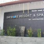 Bayshore Resort and Spa - view from the road