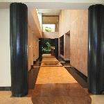 Lobby corridor