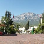 view to Toross