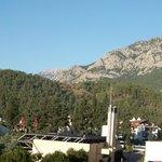 view to Toros