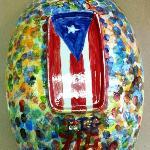 Handpainted Ceramic Bowl