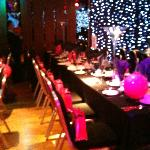 One of our Tables - Wilma's Hen Party