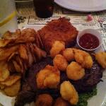 Surf and Turf. awesome!!