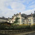 Foto de Logis Hotel De La Chapelle