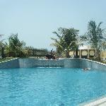 Non-saltwater pool