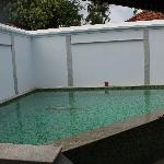 Pool in the Villa