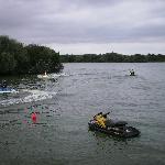 Jetski lake