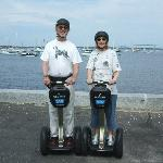 Segway in Newport