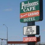 Pereboom Cafe
