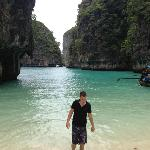 Close to Maya Bay