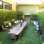 Courtyard Common Area