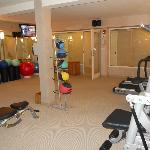 Free Gym on site
