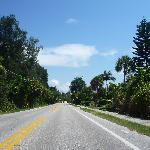 Midnight pass road