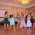 Program at ballroom