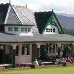 Kingussie Golf Club-Club House