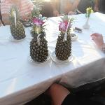 The 'pineapples' that we enjoyed ;)