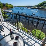 Harborside Balcony