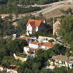 vista del hotel desde la Quinta (con Teleobj)