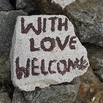 nice welcome
