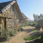 Unterkunft Holzhütte