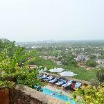 View from Neemrana Fort