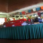 The Mexican Food Restaurant Buffet