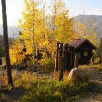 Aspens at Overlook cabin