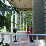 Inn Front Porch