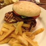 death by barnyard burger - dry