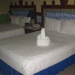 nuestra habitacion cama twin