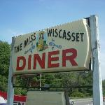 Miss Wiscasset Diner is right on Route 1 on the way to Wiscasset center.