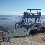 The summit station