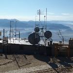The summit cabin