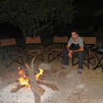 Noche con fuego
